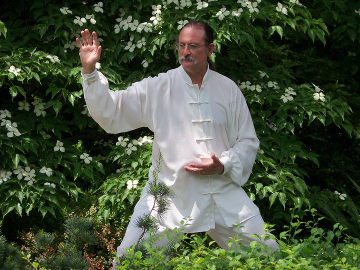 Tai Chi Demos at Peace Tree's Open House