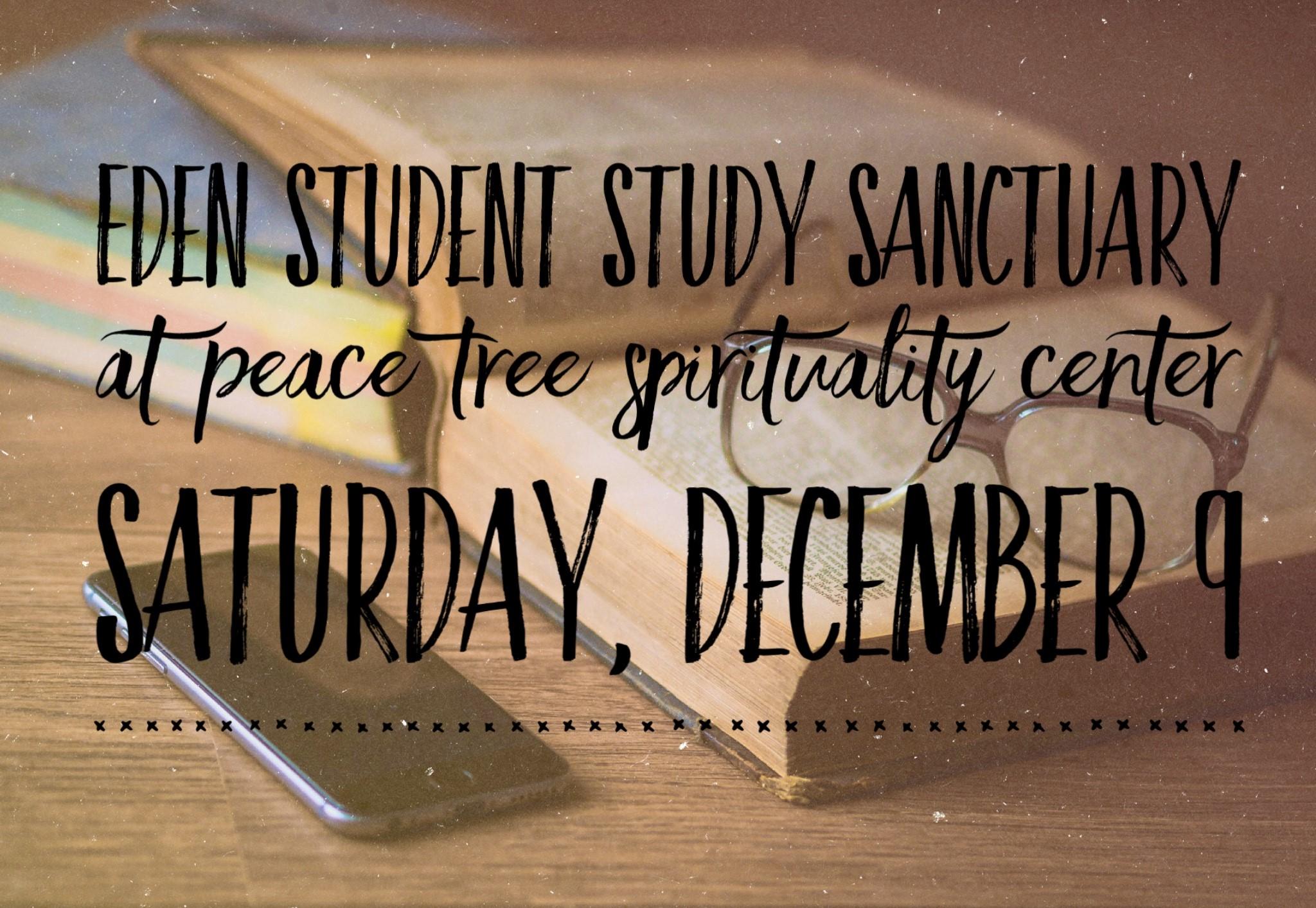 Eden Student Study Sanctuary
