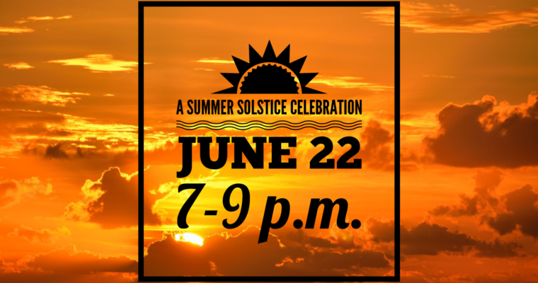 Celebrate Summer Solstice at Peace Tree