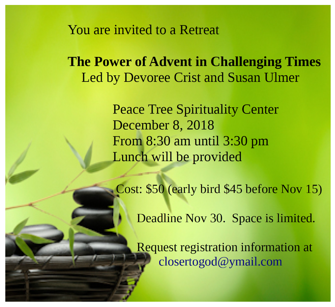 The Power of Advent in Challenging Times